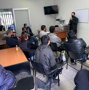 DIMAC Seguridad Privada en Guadalajara - Capacitación